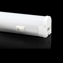 integrated T5 high luminous led tube T5 lighting with a on/off button