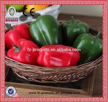 Decorative vegetable pepper for home decoration