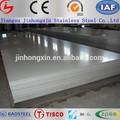 2014 sobre la venta de chapas de acero inoxidable de la serie 300 placas tisco ss304 de acero inoxidable propiedades