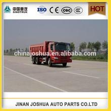 sinotruck howo 336hp 6*4 10 wheel dump truck/rc hydraulic dump truck