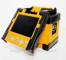 digital sumitomo splicing machine price FS-86 with fiber cleaver 100% genuine Color LCD