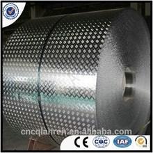 Skid-proof 3003 Aluminium Checkered Plate for Tool Box