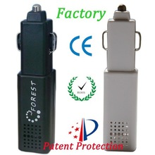 making for car in the forest 2014 hot-sale car air purifier