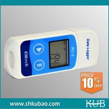 RC-5 temperature controller Data Logger thermometer