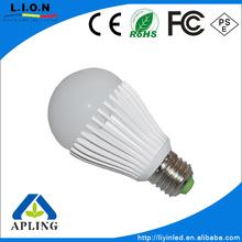 low cost high quality led bulb e27 5w/affordable 5w led bulb/cheap e27 led 5w bulb