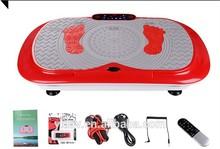 2014 MP3 machine full body massager/ vibration machine crazy fit massage manual /whole body vibrating platform