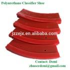 High wear and Impact Resistant Polyurethane Elastomer