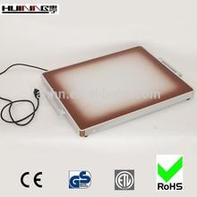 Enamelled iron sheet material Warming Plate