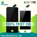 Factory price!!! original pass lcd for iphone 5g