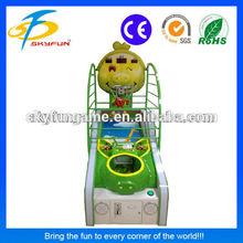 Christmas promotion arcade basketball game machine for children
