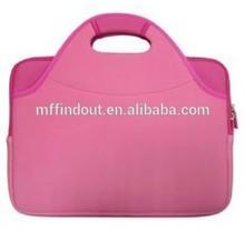 Promotional neoprene water proof lady laptop bag