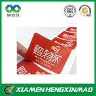 Custom windown/paper/cartoon/plastic/ products stickers, sticker label printing