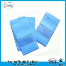 New listing plastic PVC promotional medical pen bag