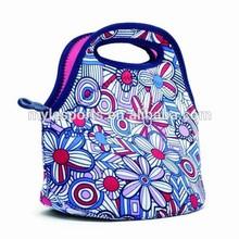 Boys/ Girls School Office Insulated Lunch Box Tote Bag Cooler Neoprene Warm Carry baby bag Handbag Soft Case Cool Design