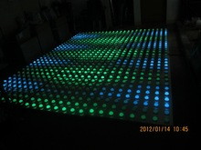 Waterproof Night club deco rgb led pixel DVI control video digit display wall lighting