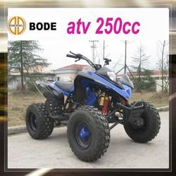 Factory direct automatic quad atv 250cc price