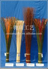 handmade wicker dried flower,fashionable wicker decorate