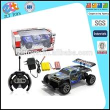 Top Speed RC Car, 1:18 4 Function RC Car, Remote Control Mini karting