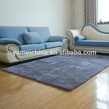 Double blue soft carpet underlayment,shaggy carpet designs,carpet sale