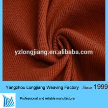 Double Knitting Method and Ribs & Collars Product Type used SHIMA collar / rib machine