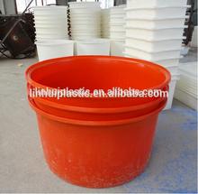 Rotomolded plastic barrels factory
