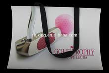 deluxe shopping pillow color box