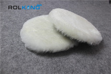 2014 new design lambswool bonnet for final buffing