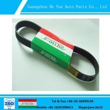 poly v belt for vehicles parts