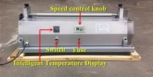 JS-600B new type hot melt gluing machine