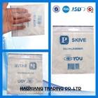 unzipped glass zipper bag polyethylene terephthalate