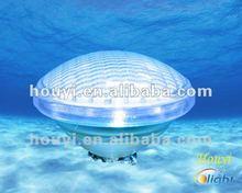 2012 ebay hot best 9pcs 1w high power par56 ip68 underwater pool led light