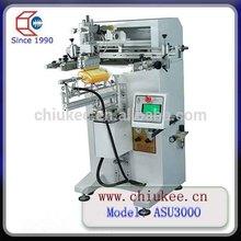 pneumatic cylindrical silk screen printer
