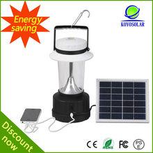 solar camping led lantern lights