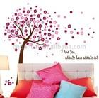 3d kids room decoration handmade paper grosir wall sticker murah