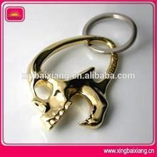 christian keychain, mini bible keychain, skull keychain