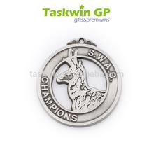 Hot sale medal no minimum order for championship match, Buy metal medal from Zhongshang medal manufacturer