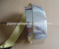 Self-adhesive Reinforced Alu bitumen tape for roof window