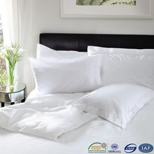 give away factory made durable for wash plain strip hotel duvet covers