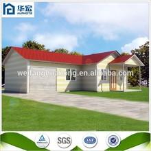 Luxury prefab mobile house / mini kit home