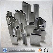 Construction All Types Of Aluminium Extrusion