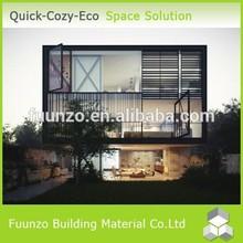 Modular Strong Demountable Prefab Container House Expandable