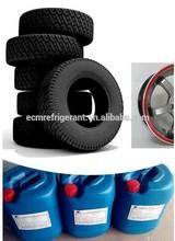 Tyre polyurethane adhesive sealant