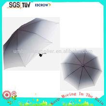 New style unique aluminum rib and shaft folding umbrella