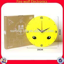 2014 Wholesale China Colorful wall clock theme large display digital wall clock ajanta digital wall clock models