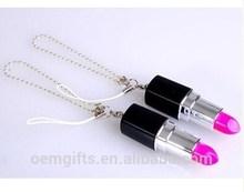 New Metal Lipstick USB Flash Drive Disk