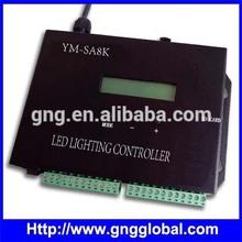 Quality assurance dmx multi channel led controller PWM controller