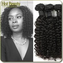 Hot Beauty Hair Virgin Indian Deep Curly Hair Cheap Virgin Indian Hair