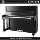 C21-B1 Straight leg For sale mini toy piano with piano cover and chair
