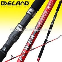 carbon fiber blank jigging fishing rod/ Fuji parts fishing pole-JDP53S