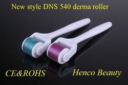 Titanium/ Strainless steel 540 DNS Derma Roller Skin Nursing System Best Factory Price
